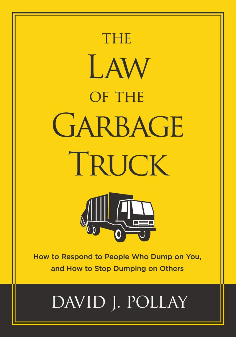 Garbage Truck Cover - with kerning